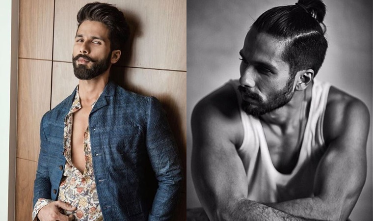 Love Shahid Kapoor? Try 5 of his hairstyles