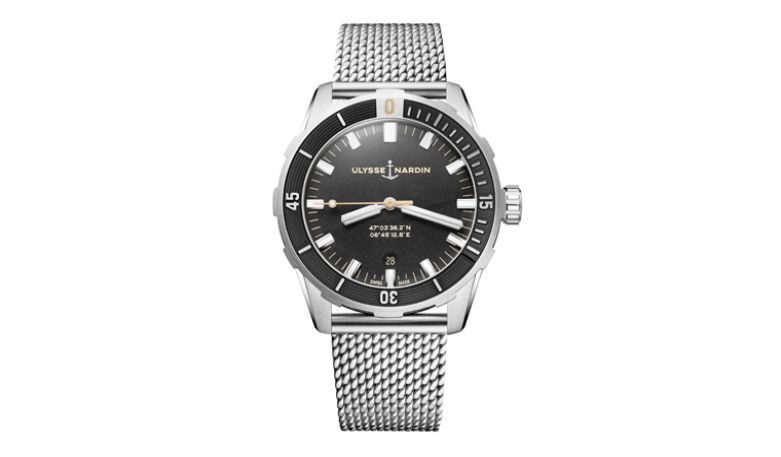 8bf61aeb576 Ulysse Nardin launches new Diver collection